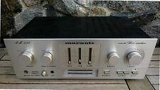 Marantz pm-250 * Vintage retro Amplificateur Amplifier Stéréo * alu brossé