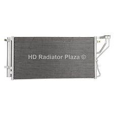 A/C Condenser Replacement For 07-12 Kia Rondo L4 2.4L V6 2.7L KI3030119 New