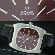 Faux Leather Band Mechanical (Automatic) Wristwatches