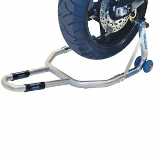 Oxford OX281 Premium Rear Paddock Stand For Motorcycle Bike Wheel Upto 17''