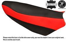 BLACK & B RED VINYL CUSTOM FITS YAMAHA NYTRO 08-14 FX MTX XEX SE SEAT COVER
