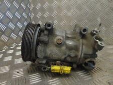 2006 Peugoet 307CC 2.0 Petrol Air Con Pump A/C Compressor EW10J4S (RFK)