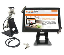 "armourdog® secure tilt and swivel security mount / stand for 7"" to 10"" tablets"