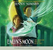 Emlyn's Moon - Audio Library Edition  The Magician Trlogy  2007 by Ni 0439023165