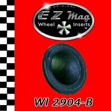 WI 2904-B EZ Mag Wheel Baby Moon Inserts Fits Strombecker Cars & More
