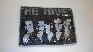 THE HIVES    T-Shirt    NEW!! Garage PUNK XL Tee  Xtra Large   EXTRA LARGE