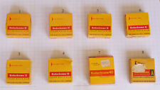 Kodachrome II Movie Film for 8mm Movie Cameras Sealed Canisters Expired 001