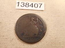 1724 Great Britain Half Penny - Nice Collector Grade Album Coin - # 138407