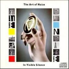 Art of Noise In Visible Silence US CD Album
