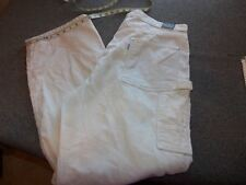 SILVERTAB by Levis Corduroy Carpenter Pants 38 X 32 Khaki Beige