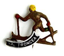 Spilla Montagna Val Troncea cm.2,9 x 2,5