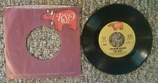 """Bee Gees 45 """"Too Much Heaven""""  RSO RS-913.  1978  Factory Sleeve"""