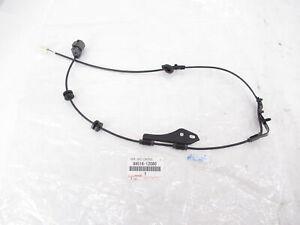 Genuine OEM Toyota Scion 89516-12080 Driver Rear ABS Speed Sensor Wiring Harness