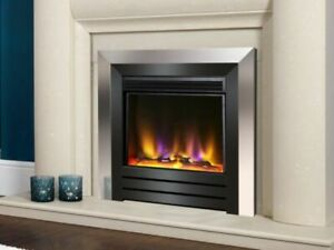 Electriflame VR Acero electric fire