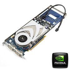 Genuine Apple Power Mac G5 nVidia 7800GT 256MB Dual DVI Grafica Scheda Video PCIe