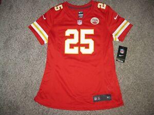 Jamaal Charles Kansas City Chiefs Womens Medium Red Nike Game Jersey