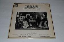 Mozart Four Piano Concerti~Maria Joao Pires, Armin Jordan~MHS~FAST SHIPPING!