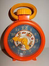 Matchbox 1972 Live'n Learn Rhyme Time Clock *Rare*