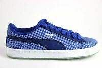 Kid's Puma Basket Classic Woven 36089102 Surf The Web Brand New In Box !!!