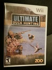 *FLASH SALE* Ultimate Duck Hunting (Nintendo Wii, 2007)