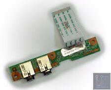HP Compaq Presario CQ50 Audio IO Board with Cable 50.4H534.001