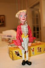 PELHAM PUPPETS PRINCE CHARMING 'SL' TYPE COLLECTORS QUALITY IN AN ORIGINAL BOX