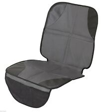 Infant Baby Easy Clean Non Skid watherproof Car Seat Protector Mat Duomat New!