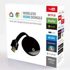 Chromecast Ultra Premium TV Streaming Device 1080P HDR WiFi Ethernet For Google