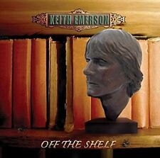 Keith Emerson - Off The Shelf (Remastered Edition) [CD]