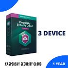 Kaspersky Total Security Cloud Antivirus 2021 - 3 Device 1 Year