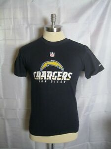 Reebok San Diego Chargers NFL Classic Youth M Tee Shirt Brand New With Tags