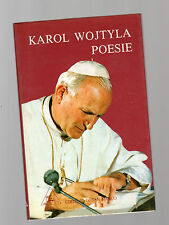 karol wojtila - poesie -