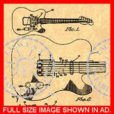 1957 FENDER TELECASTER GUITAR Patent-Tone Control #744