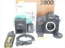 Near Mint! Nikon D800 36.3 MP FX-Format Digital SLR Body - 1 year warranty