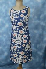 Beautiful Vintage L K Bennett Floral Dress. Perfect For Weddings- BNWT Size 10