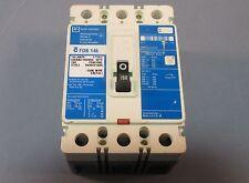 Cutler Hammer Ser C FDB3150L Circuit Breaker 150 A, 3 Pole, 600VAC - 250VDC Used