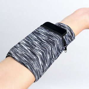 Storage Pouch Armband Sleeve Arm Bag Wallet Mobile Phone Bag Outdoor Wallet