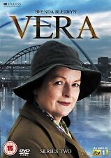 VERA ITV TV Series Complete Season 2 DVD Collection + Extras + Featurettes + New