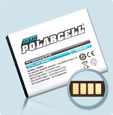 PolarCell Batería para Samsung gt-19100 gt-19103 gt-19105 gt-19105p Batería pila
