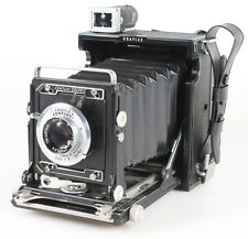 GRAFLEX 2 1/4 X 3 1/4 FIELD CAMERA WITH 103MM F/4.5 LENS