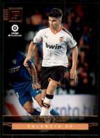 2019-20 Chronicles Soccer Panini Base #403 Carlos Soler - Valencia CF