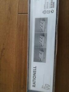 Ikea Rationell Trenner für Schubladen 80