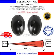 JEU DE CELLULE SECURITE INFRAROUGE PHOTOCELLULE POUR PORTAIL ELECTRIQUE