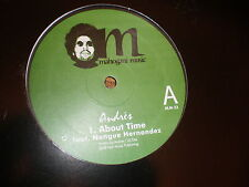"""Andre's 12"""" About Time"""