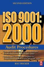 ISO 9001:2000 Audit Procedures, Second Edition-ExLibrary