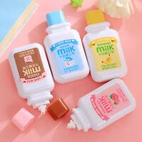 Cute milk correction tape material kawaii stationery office school supplies HGUK