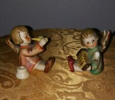 Vintage Hummels (2) Angel Candles