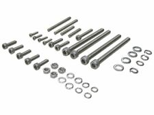 Bicycle Engine Kit Heavy Duty Replacement Bolt Screw hardware Kit 20 Pieces