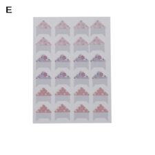 24pcs Self-adhesive Photo Corner Stickers scrapbook album essential  stickers FR