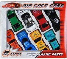 NEW 8 Pcs Die Cast F1 Racing Car Vehicle Play Set Cars Kids Boys Toy